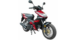 Мопед Spark SP125C-4WQ