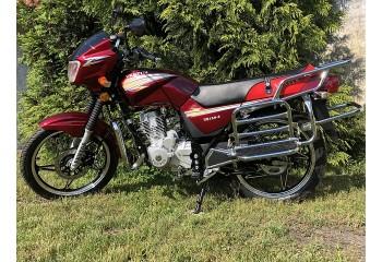 Обзорное видео мотоцикла Ventus VS150-5